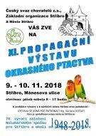 XI. propagační výstava okrasného ptactva