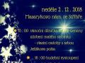 Slavnostní rozsvícení vánočního stromu 2018