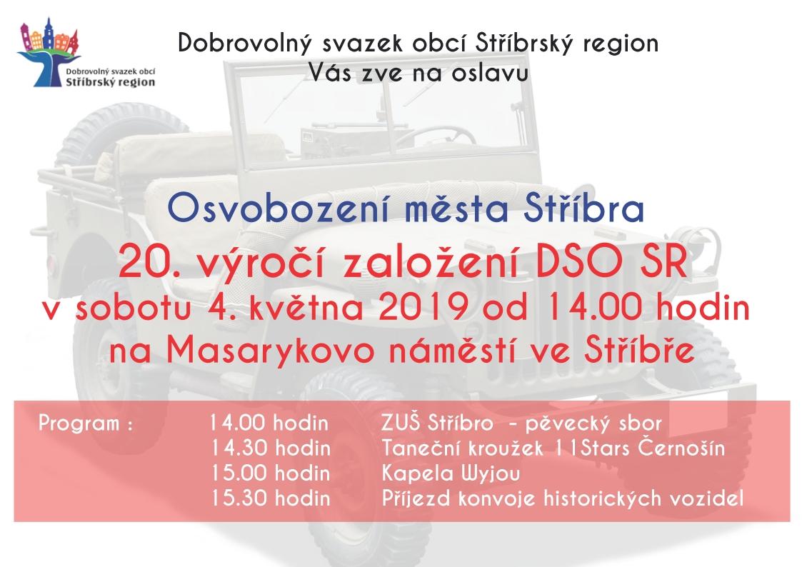 Osvobození města Stříbra