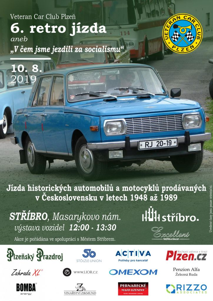 Plakát Stříbro