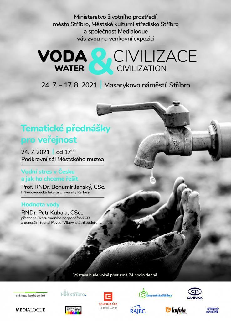 voda acivilizace